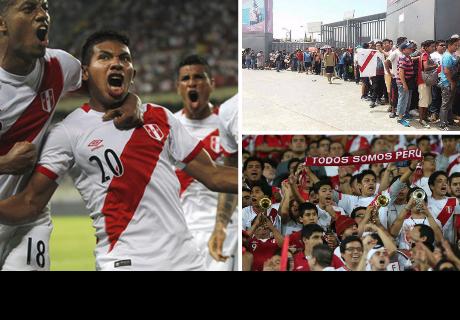 Confirmado: FPF revela precio de las entradas para Perú vs Nueva Zelanda