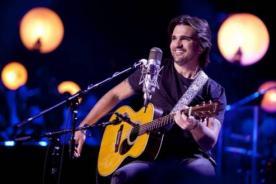 Juanes encantó a público de su MTV Unplugged