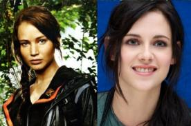 Jennifer Lawrence no quiere ser tan famosa como Kristen Stewart
