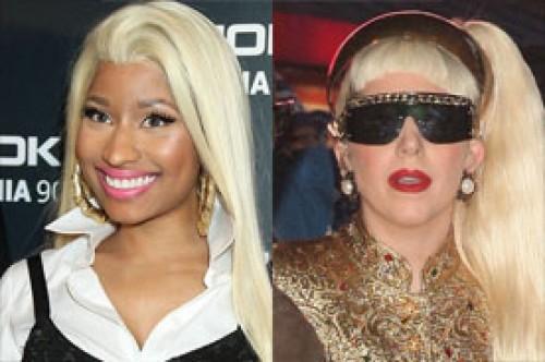 Nicki Minaj: Me fastidia que me comparen con Lady Gaga