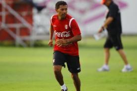 Perú vs Nigeria: Palacios jugará cinco minutos como despedida de la bicolor