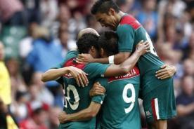 Goles del México vs Senegal (4-2) - Olimpiadas Londres 2012 - Video