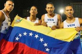 Olimpiadas 2012: Venezuela disputará su primera final olímpica de 4x400 metros