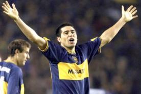 Juan Román Riquelme: A Boca Juniors no vuelvo más - Video
