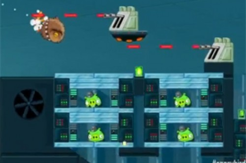Angry Birds Star Wars: Rovio lanza trailer del juego (Video)