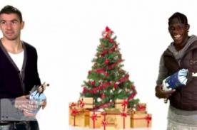 Video: Balotelli y Kolarov adelantan la Navidad - Premier League