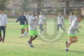 Fútbol Peruano: Universitario trabaja por segundo día en Arequipa (Video)
