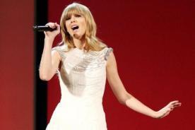 Taylor Swift no puede esperar a cantar en los Brit Awards 2013