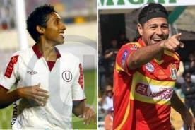 Universitario vs Sport Huancayo en vivo (2-3) por CMD - Descentralizado 2013