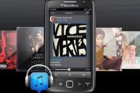 BlackBerry dará de baja a su aplicación de música BBM Music