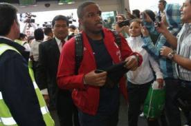 Eliminatorias Brasil 2014: Selección peruana viajó a Barranquilla