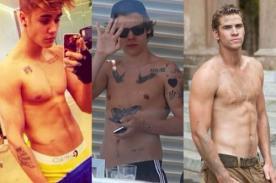 Teen Choice Awards 2013: ¿Quién merece ganar como el hombre más sexy?