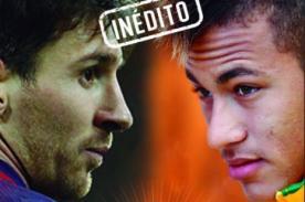 Duelo de Gigantes: Amigos de Messi vs Neymar y Resto del Mundo