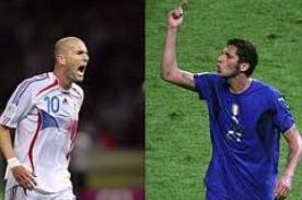 Mundial Alemania 2006: Revive los goles de la final Francia vs Italia - Video