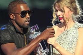 Kanye West lanza duras críticas contra Taylor Swift, Pink y MTV (Audio)