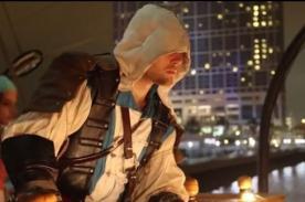 Video: Recrean Assassin's Creed en la vida real
