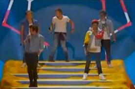 Teen Choice Awards 2013: One Direction enloquece al público al abrir el show