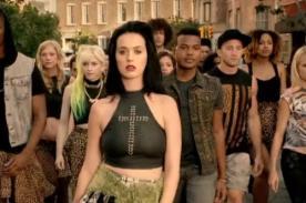 Video: Katy Perry muy sexy en promoción de los MTV Video Music Awards 2013