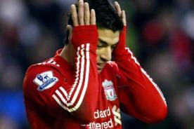 Luis Suárez reitera que no quiere quedarse en Liverpool