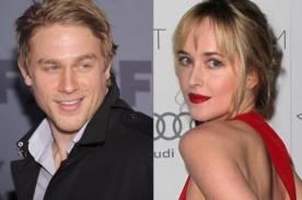 Charlie Hunnam y Dakota Johnson probaron que tienen química sexual