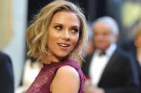 Scarlett Johansson se comprometió con periodista francés