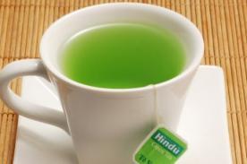 Té verde no es aconsejable para los hipertensos