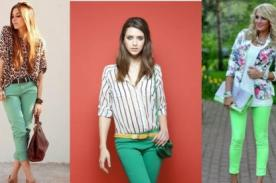 Combina tu ropa sin exagerar de estampados y colores
