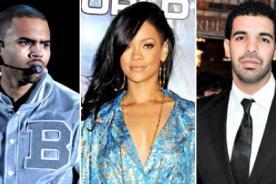 Rihanna: Ex novios se juntan para grabar una nueva canción