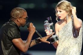 Kanye West compara a su hija North con Taylor Swift