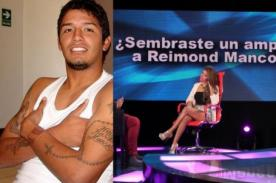 ¿Reimond Manco fastidiado con declaraciones de Shirley Arica en EVDLV?