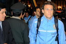 Selección de Uruguay arribó a Jordania para afrontar el repechaje
