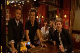 One Direction y The Wanted actuaron en evento benéfico 'Children In Need Rocks' - Videos
