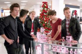 Video: One Direction promociona 'Our Moment' con divertida publicidad