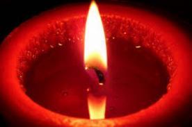 Velas de Adviento: Significado del color rojo