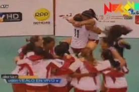Juegos Bolivarianos 2013: Así celebró Perú tras ganar medalla de oro – Video