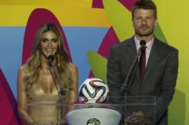 Sorteo Mundial Brasil 2014: Las estrellas opinaron así en Twitter