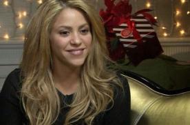 Shakira se prepara para celebrar Navidad al estilo colombiano - Video