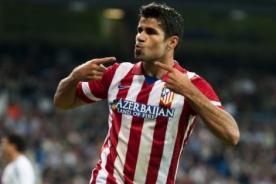 Video: Las 19 anotaciones de Diego Costa, goleador de la Liga BBVA