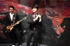 Jonas Brothers: Estatua de Nick Jonas fue retirada de museo