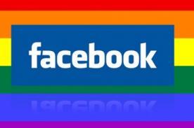 Facebook creará nueva opción de género para usuarios homosexuales