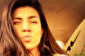 Combate: Diana Sánchez muestra su lado mas sensual para la revista Caretas