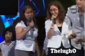 YSK: Mamás de imitadores del grupo Menudo bailan y cantan ante el jurado