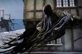 Hombre es atacado por dementores al fiel estilo de Harry Potter - VIDEO
