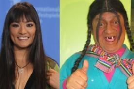 Magaly Solier defiende a 'La Paisana Jacinta'