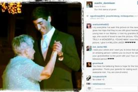 Va su graduación con su bisabuela, quien nunca pudo asistir a la suya [Video]