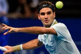 Tenis: Roger Federer pasa sin dificultad a 2da ronda de Roland Garrós