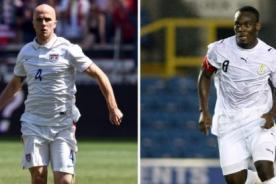 Minuto a minuto Ghana contra Estados Unidos (1-2) – Mundial Brasil 2014 – ATV en vivo