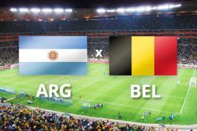 ATV en vivo: Argentina vs Bélgica - Mundial Brasil 2014 (Hora peruana)