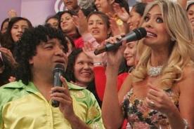 La Carlota a Laura Huarcayo: Tú eres como yo, de los dos equipos