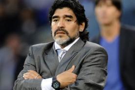 Maradona afirma que James debió llevarse el Balón de Oro y no Messi